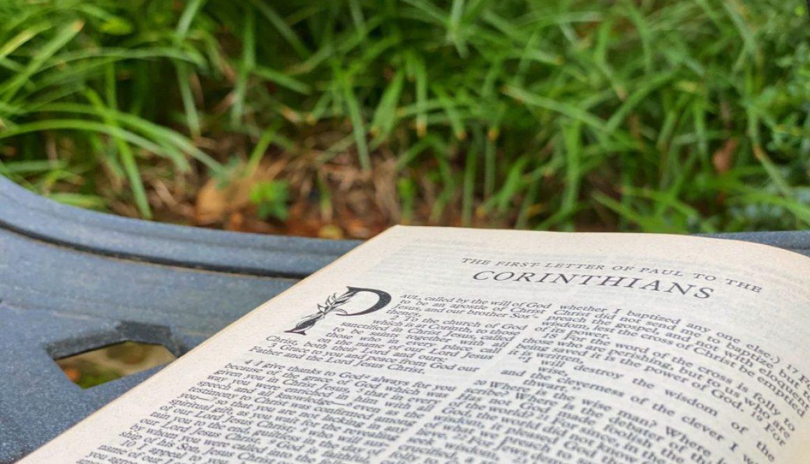 Corinthians Deep Diving Bible Study