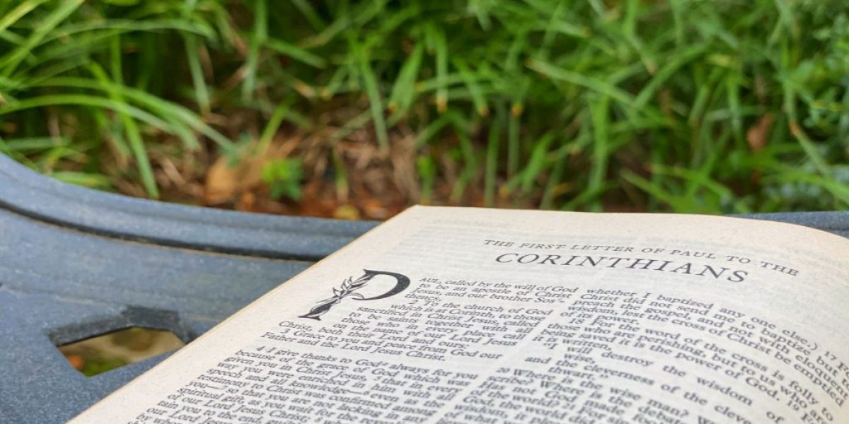 Corinthians Deep Diving Bible Study
