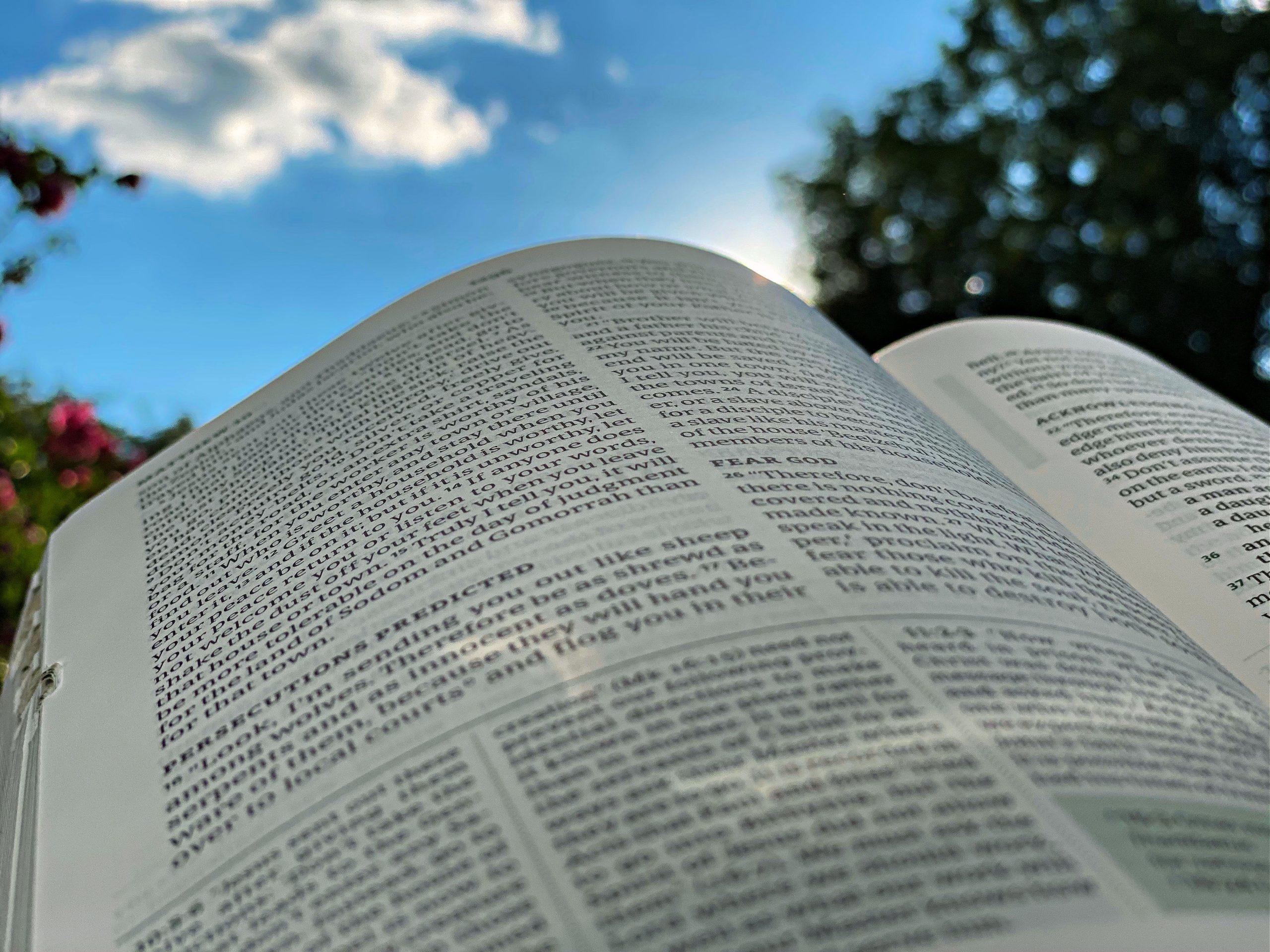 The Book Of John Deep Diving Bible Study