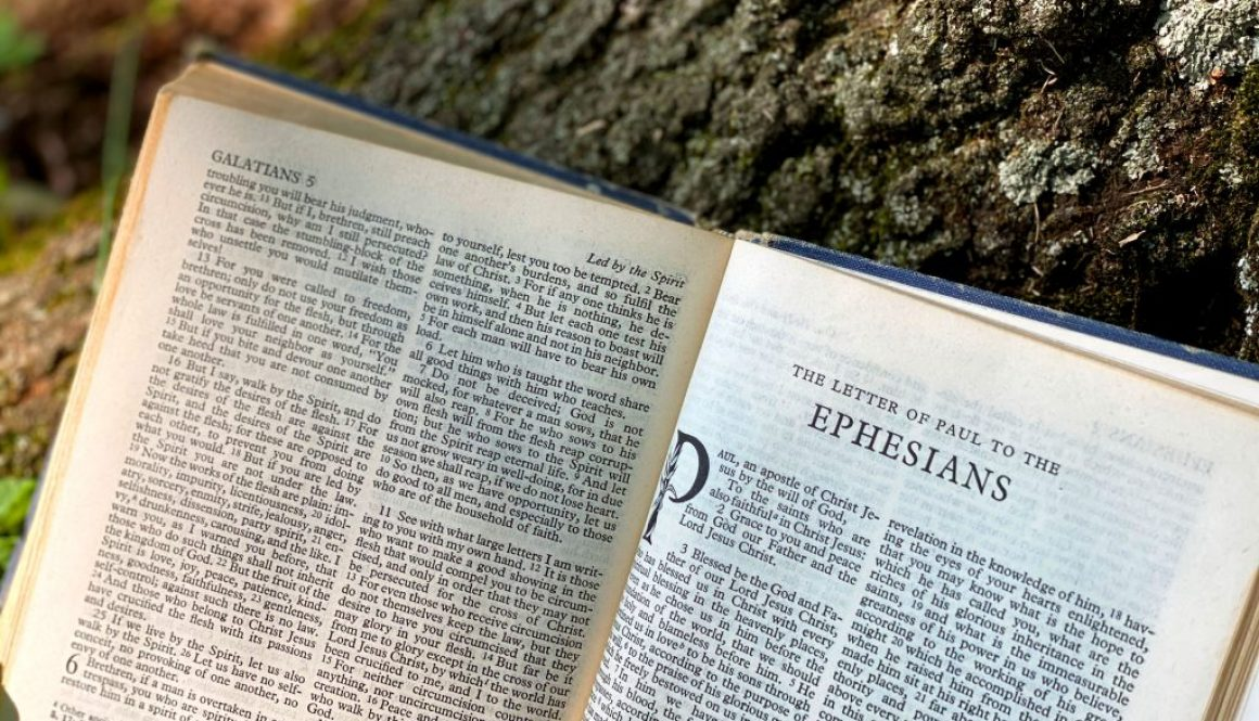 Ephesians Deep Diving Bible Study